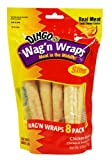 DINGO-WAG'N-WRAPS-SLIMS-CHICKEN-BASTED-8-PK