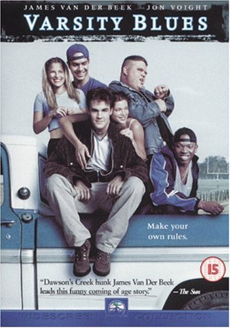 Varsity Blues [UK-Import] [VHS]