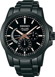 SEIKO BRIGHTZ ANANTA Urushi Mens Wrist Watch 500 Limited Edition SAEC017 [Japan Import] Water resistant 10 BAR, Automatic Movement