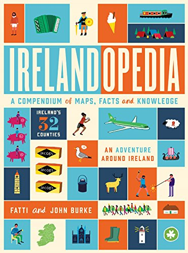 Irelandopedia: A Compendium of Map, Facts and Knowledge