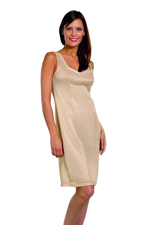 Cybele / Südtrikot Unterkleid 14230, weiß schwarz puder, Größe 38 – 56 online kaufen