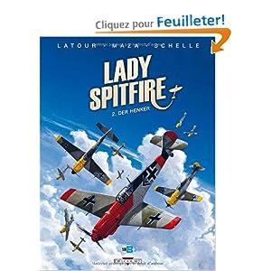 Lady Spitfire Tome 01 et 02 CBR