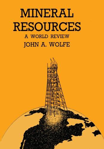 Recursos minerales una revisión del mundo (serie de gestión de recursos ambientales)