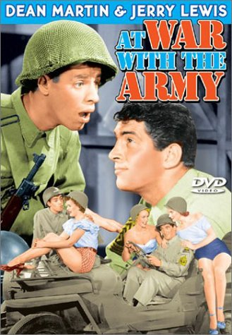 Cover art for  At War With the Army