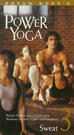 Bryan Kest - Power Yoga, Vol. 3 - Sweat [VHS] (Power Yoga Bryan Kest compare prices)