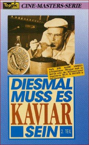 Diesmal muß es Kaviar sein [VHS]
