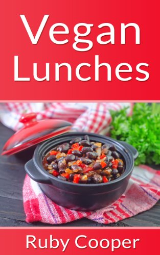 Book: Vegan Cookbook - Vegan Lunches by Ruby Cooper