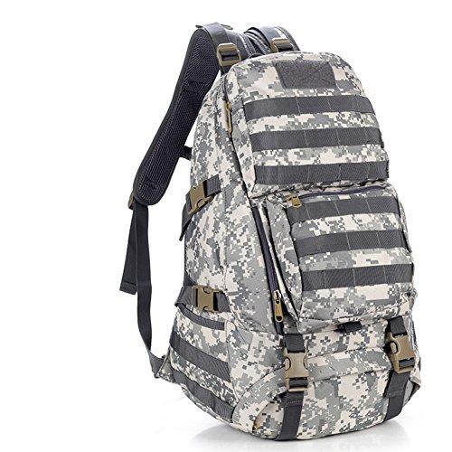 épaule Camouflage sac / ventilateurs militaires tactique / sac / sac à dos en plein air / sac d'alpinisme sac-1 50L