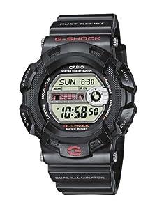 Casio G-Shock Herren-Armbanduhr Digital Quarz G-9100-1ER