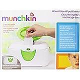 Munchkin Warm Glow Wipe Warmer - Green