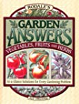 Rodale's Garden Answers: Vegetables,...