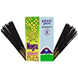 PRS MOGRA-PAHADI PHOOL Incense Stick (Pack Of 10 Agarbatti - 5 Each)