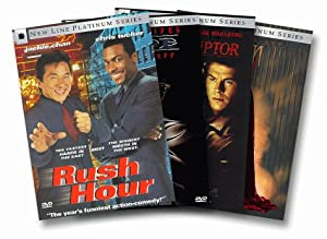 Full Force DVD: Blade/Rush Hour/The Corruptor/Spawn (Widescreen)