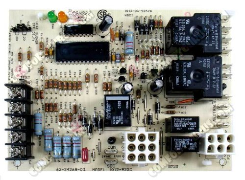 Rheem Ruud Weatherking OEM Protech Parts 62-24268-03 Furnace Hot Surface Ignition Control Board
