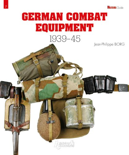 German Combat Equipment: 1939 - 1945 (Militaria Guides)