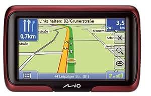 "Mio Moov M405 GPS Europe plus (44 Pays) écran 4,3"" TMC integre"