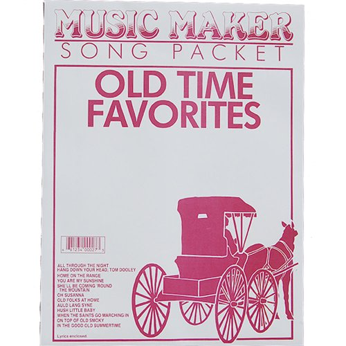 European Expressions Intl Old Time Favorites #1 music for The Music Maker