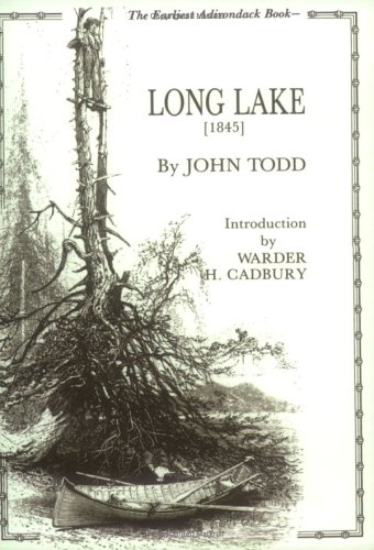 Long Lake: A Facsimile of the 1845 Edition
