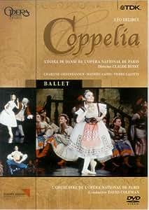 Delibes: Coppelia -- L'Ecole de Danse de l'Opera National de Paris [DVD] [2011]