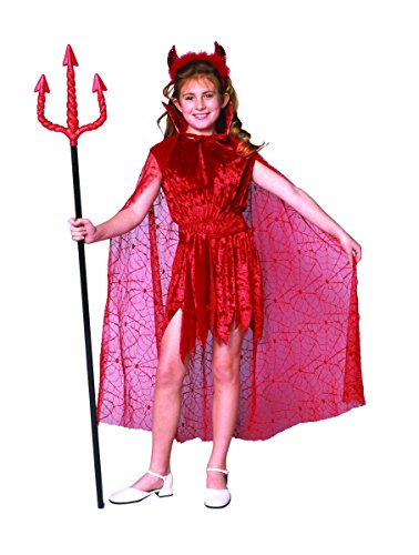 Glamour Devil With Cape (Standard;Large)