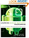 Learning Android Application Programm...