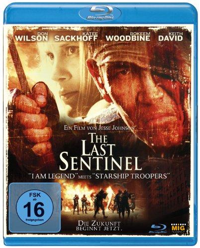 The Last Sentinel [Blu-ray]