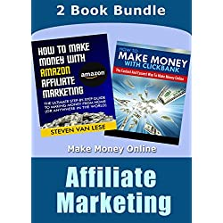 Do You Want To Know How To Get Started With The Top 2 Money Making Machines?? Amazon and Clickbank! Inside you'll learn EXACTLY how to get started so that you can make money online with Affiliate Marketing.  Here's What You'll Learn Inside This Speci...