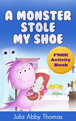 A Monster Stole My Shoe by Julia Abby Thomas ebook deal