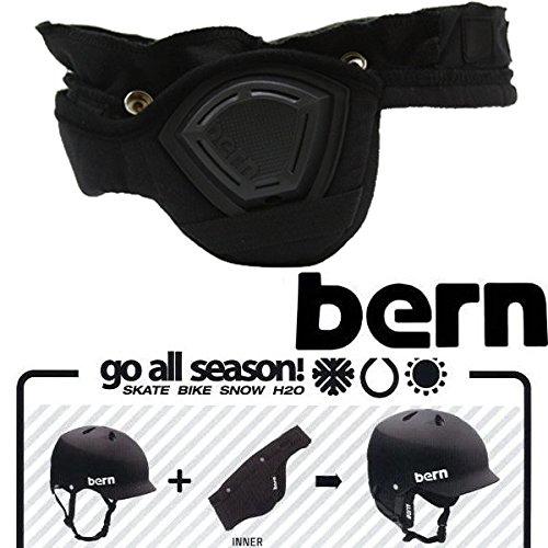 bern(バーン) bern ヘルメット用インナー HARD HAT PREMIUM LINER 夏用を冬仕様に! スノーボード ヘルメットインナー ヘルメットサイズXXL-XXXL用