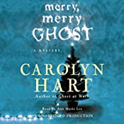 Merry, Merry Ghost: Bailey Ruth Mysteries #2 | [Carolyn Hart]