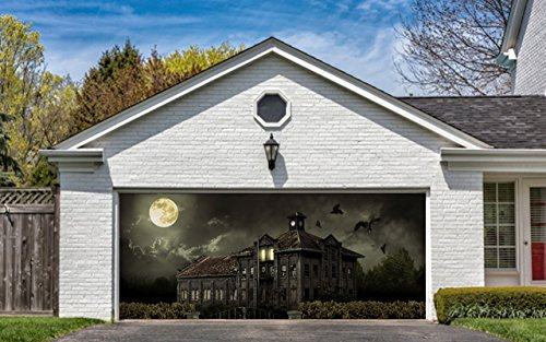 ... Garage Door HalloweenCheck Price Image