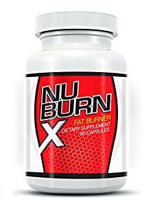 Nuburn-x Extreme Thermogenic Fat Burner Appetite Suppressant Weight Loss Product For Men And Woman 60 Capsules from NUTRAVAST