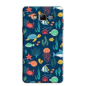 THE OCEAN BACK COVER FOR SAMSUNG A5