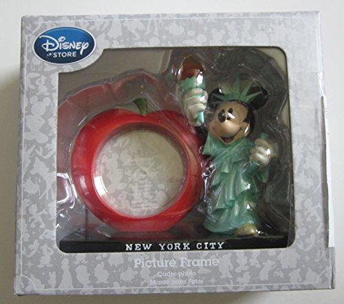 Disney Mickey Mouse Statue of Liberty New York City Picture Frame - 1