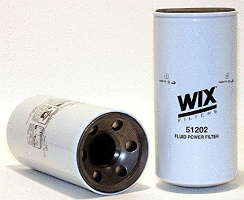Wix 51202 Spin-On Transmission Filter - Case of 12
