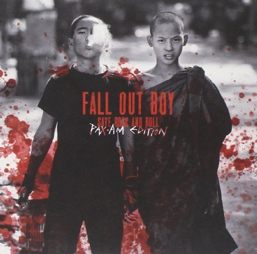 Save Rock And Roll [2 CD][Pax Am Limited Edition] by Fall Out Boy (2013-10-15)