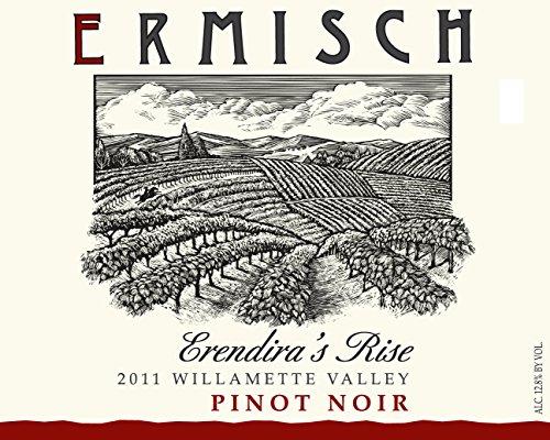 2011 Ermisch Erendira'S Rise Willamette Valley Pinot Noir 750 Ml