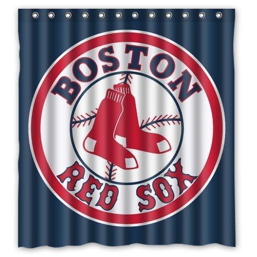Red Sox Curtain Boston Red Sox Curtain Red Sox Curtains