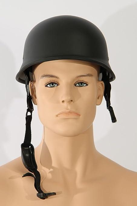 Casques de moto Demi casque TC-66 Noir mat L (taille unique) ABS, Polycarbon Polystyrène