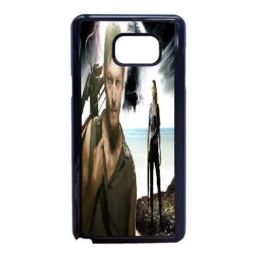 Personalised Custom Samsung Galaxy Note 5 Phone Case The Walking Dead