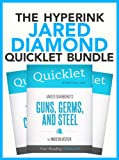 img - for The Jared Diamond Quicklet Bundle (Guns, Germs, and Steel, The Third Chimpanzee, Why is Sex Fun?) book / textbook / text book