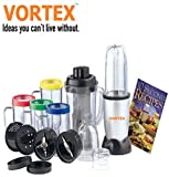 NEXT DAY DELIVERY BY DISCOUNT ZONE- POWERFUL BLENDER, JUICER SMOOTY MAKER AND GRINDER 21 PIECE SET