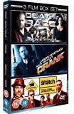 Death Race/Crank/Snatch [DVD]
