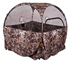 Ameristep Kid's Duck Commander Hunting Blinds, Realtree Max 4
