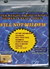 Mildew Resistant EXTRA Thick VINYL Shower CurtainLiner