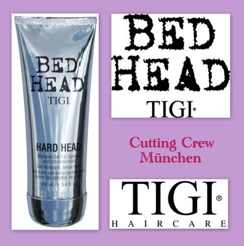 TIGI Bed Head Hard Mohawk Gel 100ml