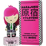 Gwen Stefani Harajuku Wicked Style Music Eau De Toilette Spray 30ml
