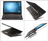 Lenovo ThinkPad X301 (Intel Core 2 Duo U9400 @ 1.40GHz) - 4GB Memory - 160GB SSD - Windows 7 Professional + COA - 13.3-inch - BLACK