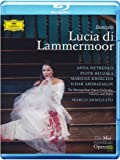 Donizetti: Lucia di Lammermoor [Blu-ray] [2013] [Region Free]
