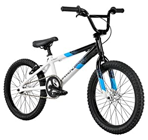 Diamondback Bicycles 2014 Nitrus BMX Bike (20-Inch Wheels), One Size, White Black... by Diamondback Bicycles